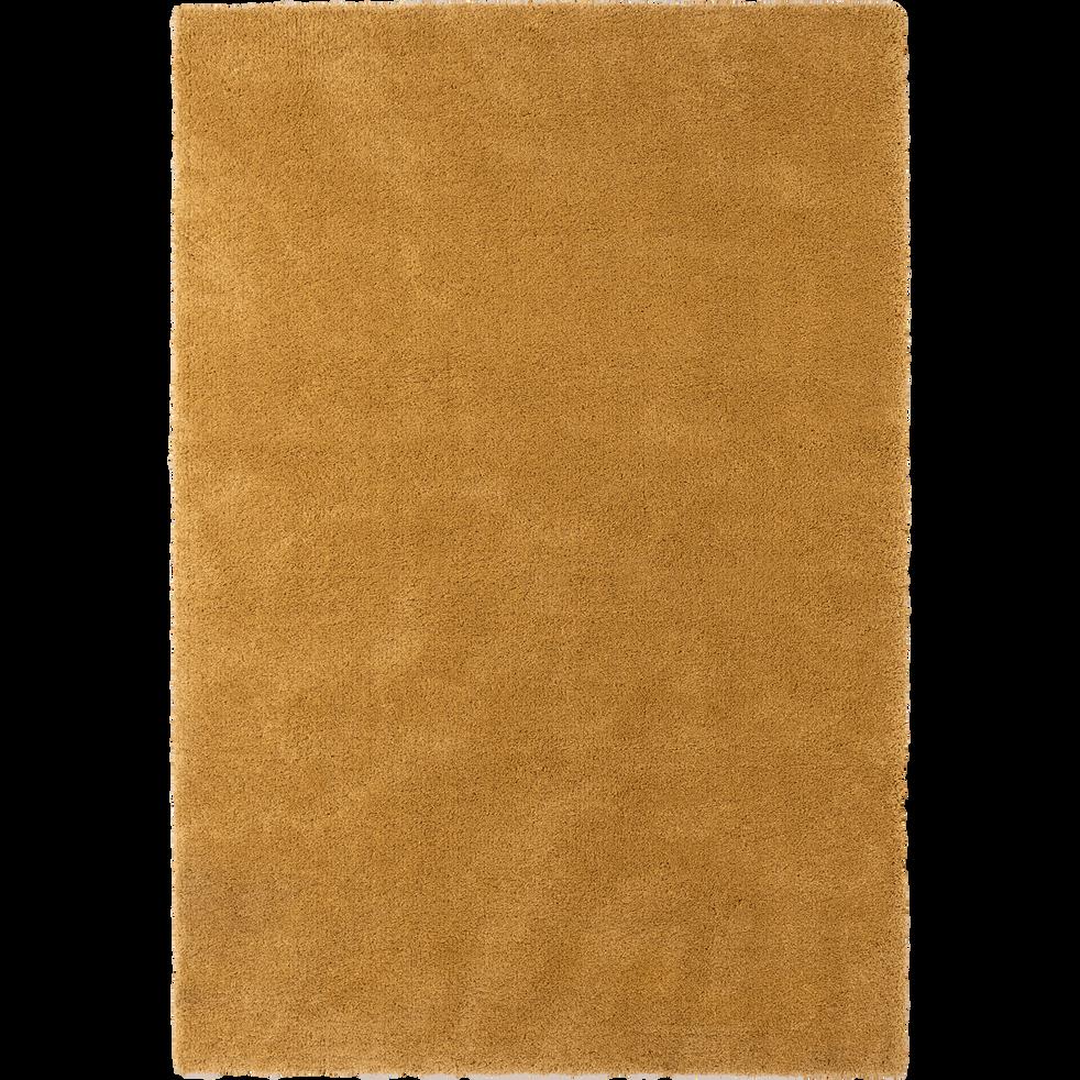 Tapis à poils longs beige nèfle - Plusieurs tailles-KRIS