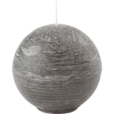 Bougie boule vert cèdre-BEJAIA