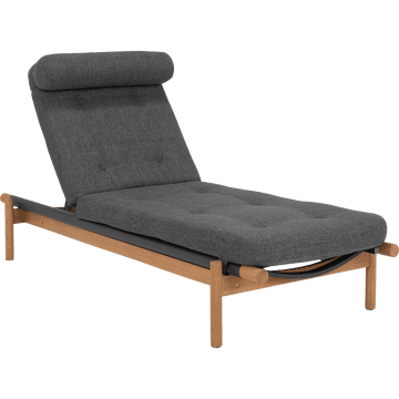 bain de soleil en eucalyptus et matelas gris somnus. Black Bedroom Furniture Sets. Home Design Ideas