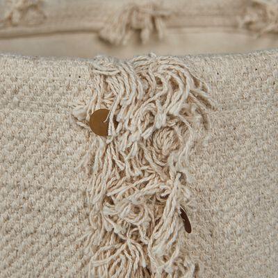 Panier en coton D30cm-MARA