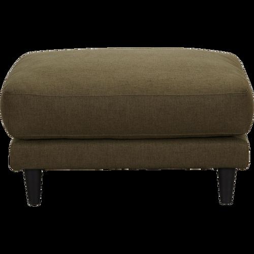 poufs carr et rectangulaire pouf de salon en tissu alinea alinea. Black Bedroom Furniture Sets. Home Design Ideas