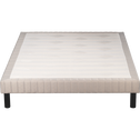 Sommier tapissier Epeda 140X200cm-BASTIDE FERME