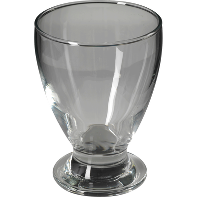 Verre transparent 28.5 Cl-Tchin