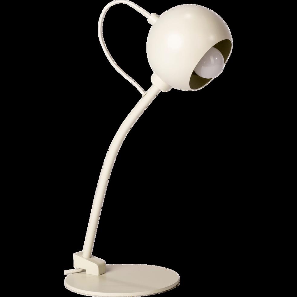 Métal Lampe En Ball H45cm Poser À XuOPkiZ
