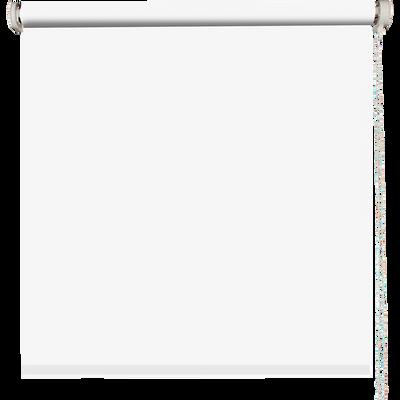 Store enrouleur occultant blanc 90x190cm-OCCULTANT