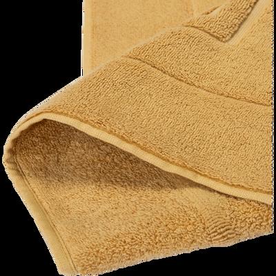 Tapis de bain en coton 50x80cm beige nèfle-AZUR