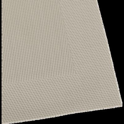 Set de table en PVC vert olivier 36x48cm-VIGNE