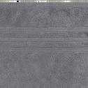 Serviette invité 30x50cm gris anthracite-NOUN