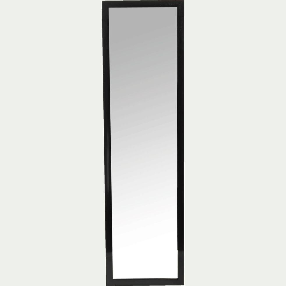 Miroir rectangulaire noir (30x120cm)-HAPA