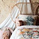 Tête de lit en rotin  l90cm - naturel-Cespi