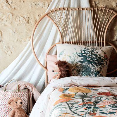 Tête de lit en rotin - naturel l90cm-Cespi