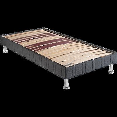 Sommier tapissier Bultex 14 cm - 90x200 cm-INTEREST
