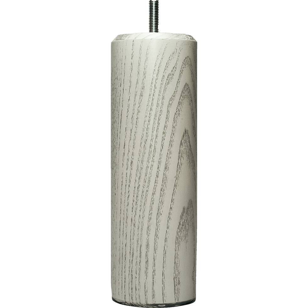 Pieds de sommier blancs H20cm (jeu de 4)-VEINAGE