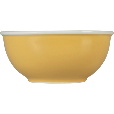 Bol en porcelaine beige esterel D12cm-CAFI