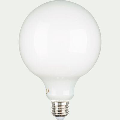 Ampoule LED à filament globe culot E27 - blanc chaud-STANDARD