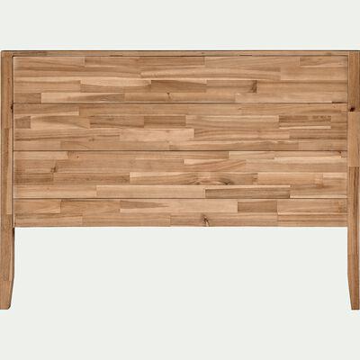 Tête de lit en bois d'acacia massif - L140cm-GAIA