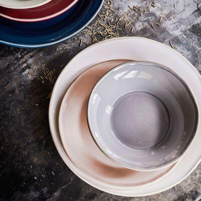 Service de vaisselle en faïence - plusieurs couleurs-LUBERON