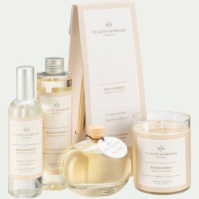 Bougie parfumée senteur Bois d'Orient 180g-MANON