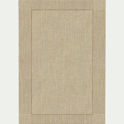 Tapis intérieur et extérieur - naturel 160x230cm-Kelly