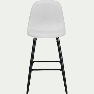 Chaise plan de travail H66cm - gris borie-LOANA
