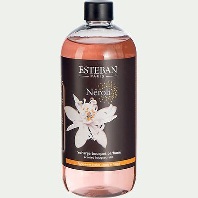Recharge pour bouquet parfumé Néroli - 500ml-ESTEBAN