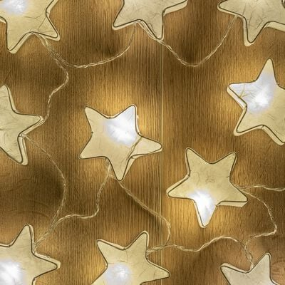 Guirlande lumineuse leds étoiles l175cm-Noe