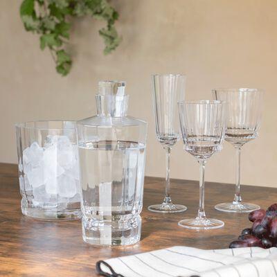 Service de verres en cristallin