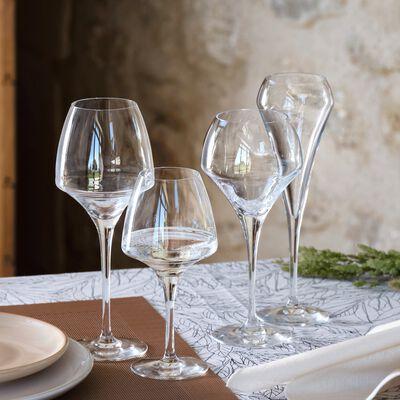 Flûte à champagne en kwarx - transparent 20cl-OPEN UP