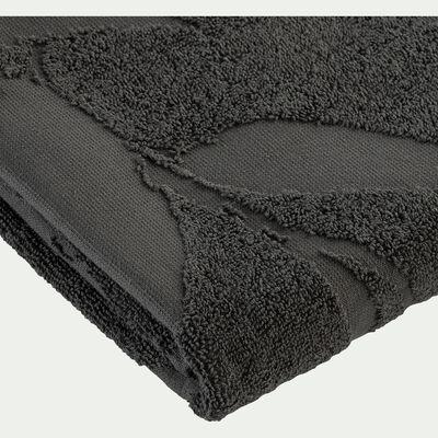 Linge de toilette en coton - vert cèdre-RYAD
