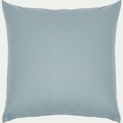 Taie d'oreiller enfant en coton 65x65cm - bleu calaluna-Calanques