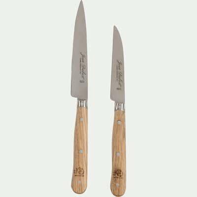 Lot de 2 couteaux de cuisine multi-usages-1920
