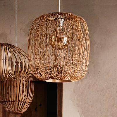 Suspension en bambou - D35xH30cm-BARJACA
