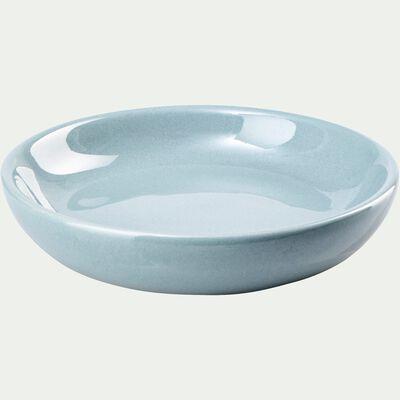 Porte-savon en pierre - bleu calaluna-EUPHORBE