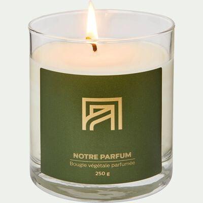 Bougie parfumée Notre Parfum 250g-NOTREPARFUM