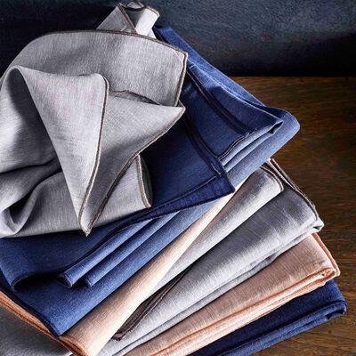 Gamme de linge de table en lin et coton-NOLA