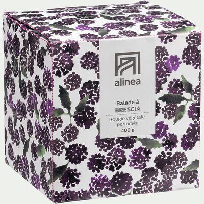 Bougie parfumée balade à brescia 400g-BALADE