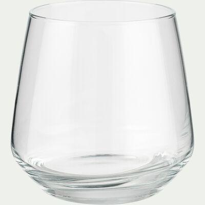 Service de coffrets de 6 verres en verre