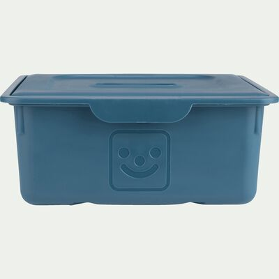 Tiroir de rangement 10L bleu figuerolles-ZACCHARIE