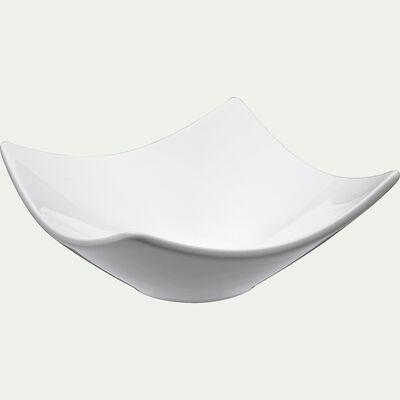 Coupelle en porcelaine - blanc-Queen