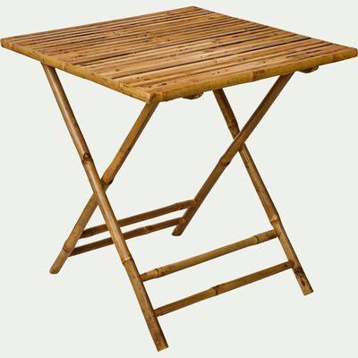 Table de jardin pliante L70cm (2 places)-NIMES