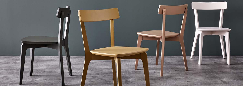 Chaises Alinea Salle A Manger nos chaises au design exclusif - idées déco – alinea