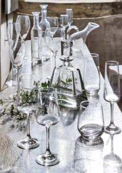 verres de table