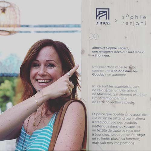 Sophie Ferjani X Alinea Des Rencontres Alinea