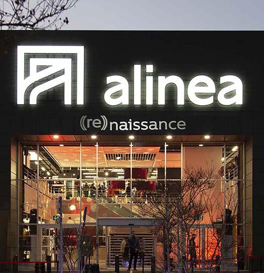 ouverture de magasin déco alinea à Mérignac proche Bordeaux