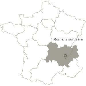 map corfou