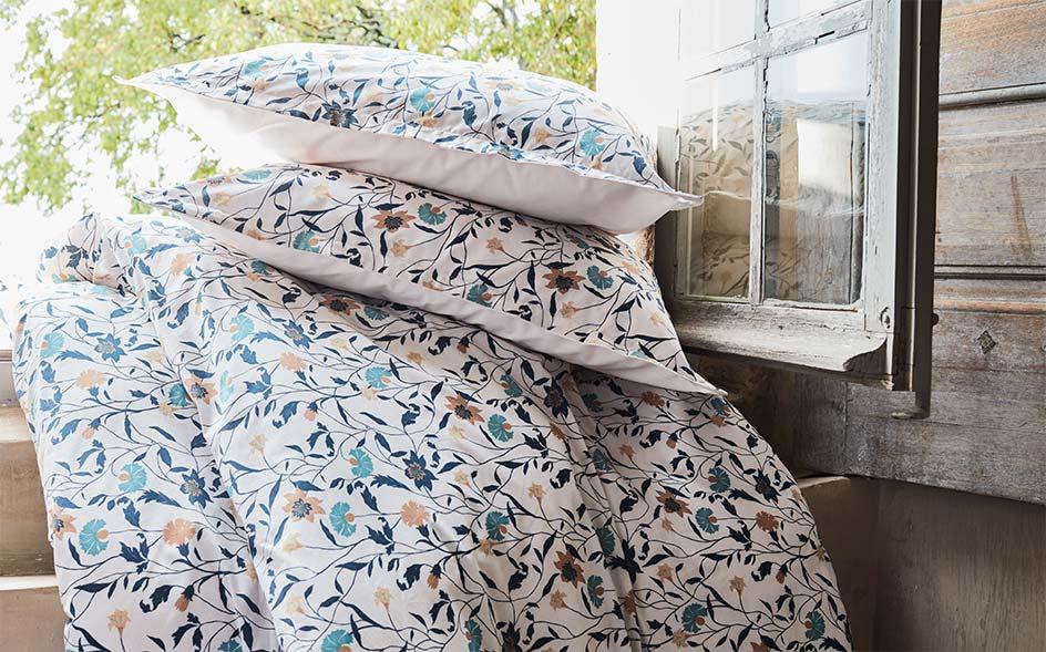 housses de couette alinea linge de lit pour la chambre. Black Bedroom Furniture Sets. Home Design Ideas