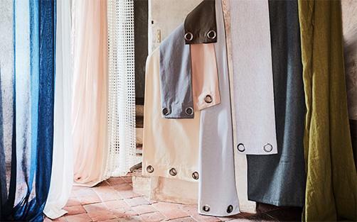 Grand choix de rideaux, voilage et stores design | alinea