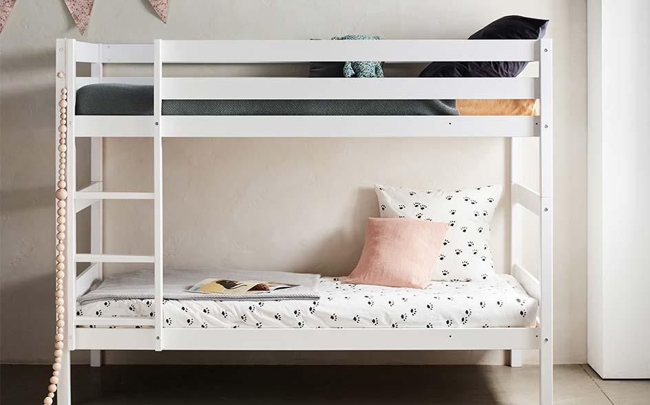 Lits superposés : chambre enfants, lits avec rangements | alinea