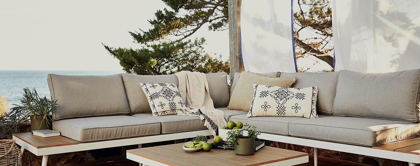Jardin Et Terrasse Toute La Deco Meubles Exterieurs Alinea