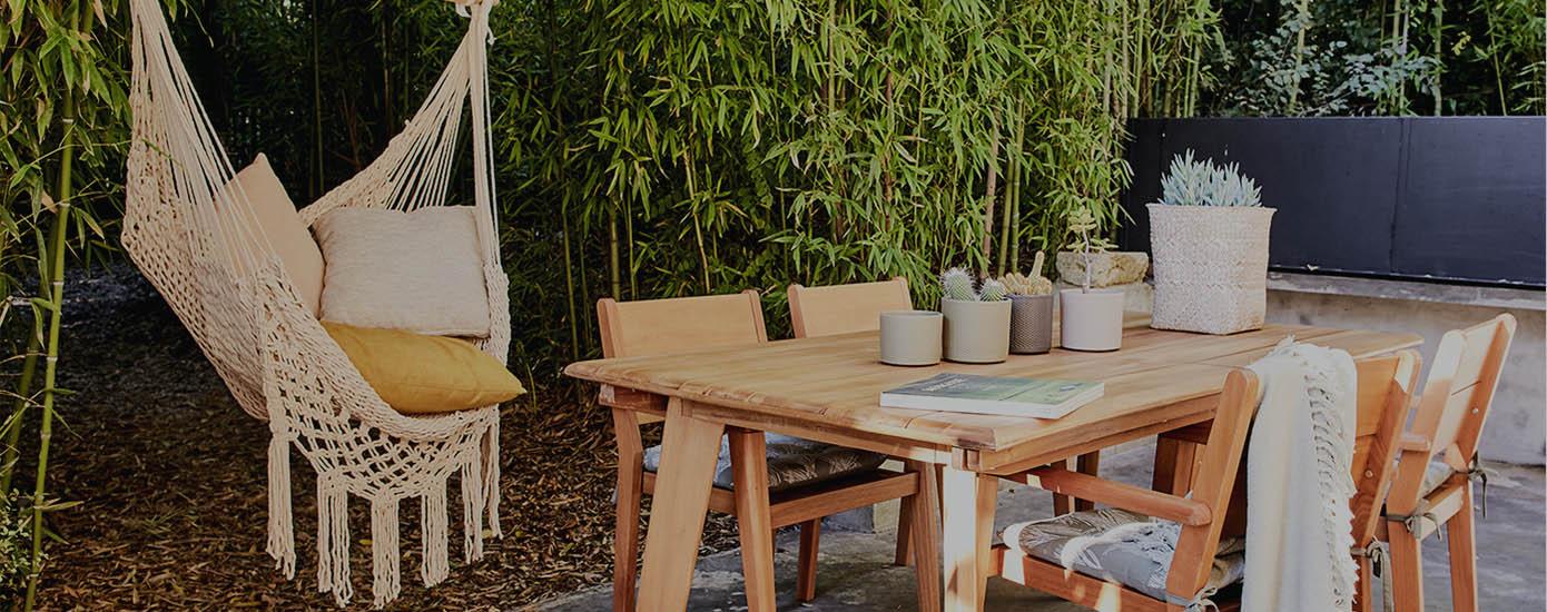 Mobilier de jardin - salon, tables et chaises, déco jardin | alinea